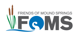 Friends of Mound Springs logo