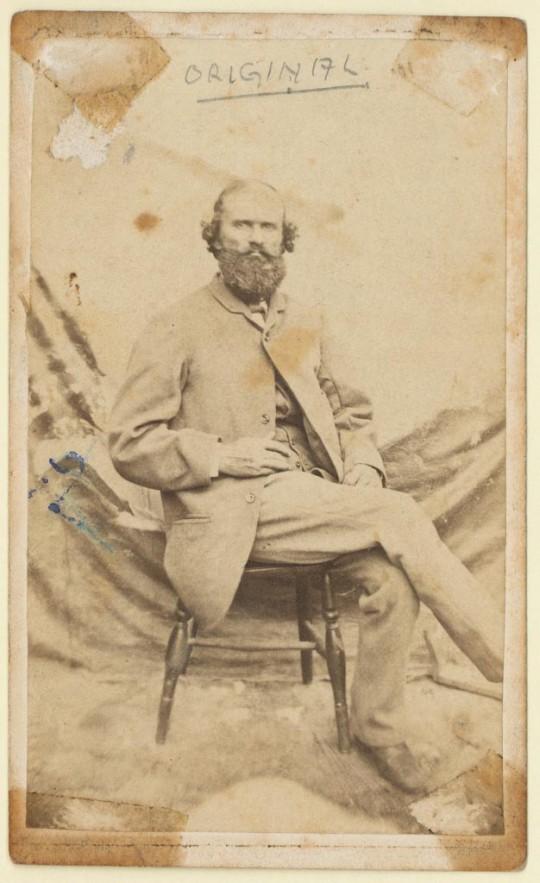 John McDouall Stuart [B 14663]