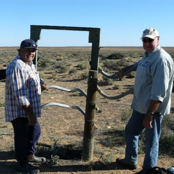 FOMS Fixes Faulty Fencing